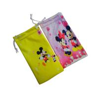 China microfiber sunglasses pouch for kids on sale