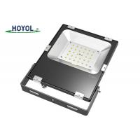 China Ultra Slim / Super Slim Flood Light IP65 30W Outdoor LED Floodlight 3300LM PF>0.95 wholesale