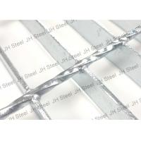 China Hot Dip Galvanized Open Steel Floor Grating 32*5 mm Bar Grate Plate wholesale