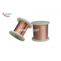 China 1.5mm Copper Nickel Alloy Wire Cuni8 Low Resistivity Heating wholesale