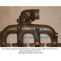 China Air intake manifold 8971077441 for isuzu 4JA1 4JB1 8-97107-744-1 MULTIPLES 897107744-1 on sale