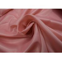 China 100 Polyester Twill Lining Fabric , Stretch Twill Fabric SGS Certification wholesale