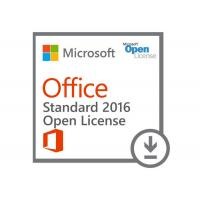 China Standard Global Language Microsoft Office 2016 Pro Key With USB/DVD Package wholesale