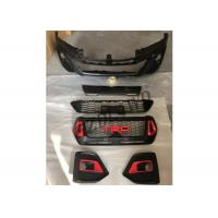 China 4x4 Front Bumper Body Kits TRD Style For Toyota Hilux Revo Rocco wholesale