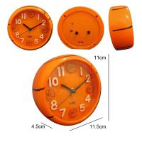 China Mini basketball shape alarm clock wholesale