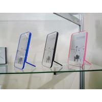 China Transparent 2 Sided Acrylic Picture Frame For Home / Office , Screen Print wholesale