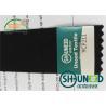 China Plain Weave Big Elasticity Waistband Interlining Material For Pants Waist wholesale