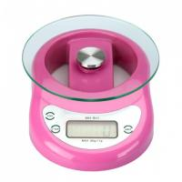 Quality Cooking Measuring Home Electronic Scale Selectable Color With Over Load for sale