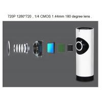 Quality EC2 Mini 180° Panorama Camera Wireless WIFI P2P IP Night Vision Home Security Surveillance iOS/Android APP Control for sale
