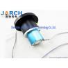 China 10 Circiuts Signal Hybrid Slip Rings 1 Passage With Aluminium Alloy Housing wholesale