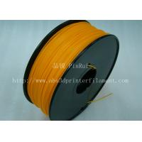 Buy cheap Markerbot , Cubify  3-d printing materials HIPS Filament 3.0mm Orange Color product