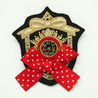 China Decorative Clothing Embroidered Patches Embroidered Badges No Minimum wholesale