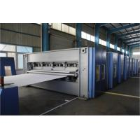 China Air Though Non Woven Fabric Machine Needle Punched With 100 - 200kw Power wholesale
