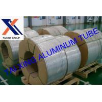China Aluminium Coil Tube For Refrigeration Purpose wholesale