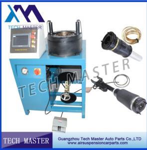 China Air Spring Hydraulic Hose Crimping Machine Hose Crimper For Air Strut Air Suspension wholesale
