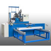 China Horizontal Insulating Glass Auto Sealing Machine Robot , Automatic Sealant Sealing Line wholesale