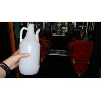 China Single or multi cavities HDPE blow molding machines for sauce bottle wholesale
