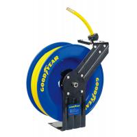 China Corrosion resistant powder coating Goodyear Air Hose Reel w/ 15m Hose wholesale