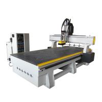 Quality Changing 4 Pcs Tools Linear ATC CNC Router with SYNTEC System for sale