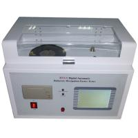 China Insulating Oil Tangent Delta Tester wholesale