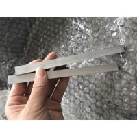 China High Transverse Rupture Strength Tantung G TTG 25 Wearing Bars Silver And Grey Color wholesale