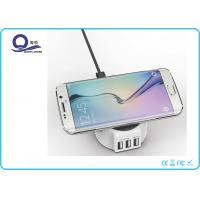 China 3-Port Smart USB Charger QC 3.0 Wireless Charger with 50W 8A  for Quick Charge wholesale