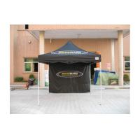 China Waterproof 10 By 10 Pop Up Canopy Tent With Sidewalls 100% Polyester 500D wholesale