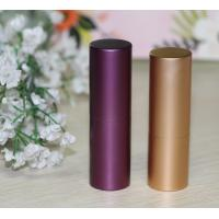 China Royal Luxury High Quality Personal Care Cosmetic Beauty Empty 12.1mm Lipstick Tube on sale