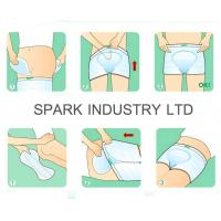 Quality Seamless Washable Incontinence Briefs Comfortable Unisex For Sanitary Napkins / for sale