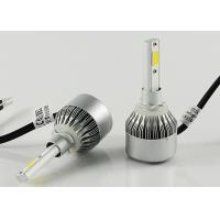 China Waterproof IP68 Auto Parts 12V LED Headlight 36W  8000LM Universal LED Lights wholesale