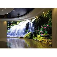 China P5 Portable Indoor LED TV Wall Rental Concert , Stage Background LED Screen wholesale