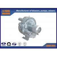 China 7.5KW Side Channel Blower , gas ring type compressor , aluminum alloy vacuum pump wholesale