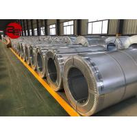 Quality SGCC Raw Material Galvanized Sheet Metal Rolls Thickness 0.2mm - 2mm for sale