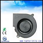 China Electronic 5V 12V 24V  laptop DC Brushless Fan 70mm X 70mm X 30mm 69g Blower Fan 4500RPM wholesale