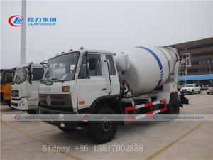 China Dongfeng 153 Series 4X2 LHD RHD Concrete Mixer Truck wholesale