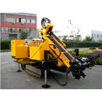 China Crawler Anchor Drilling Rig for Hydro Power Station / Railway / Highway / Drainage Hole wholesale