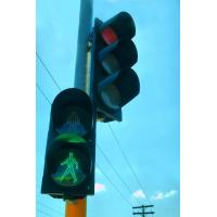 China Fama wholesale Pedestrian Traffic Signals , Pedestrian Crosswalk Lights Low Power Consumption wholesale