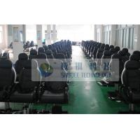 China Genuine Leather Special effects Movie Theater Chairs / Seats For 5D 7D XD Cinema wholesale