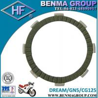 China HF Motorcycle Clutch Plate, Motorcycle Clutch Disc CB100 wholesale