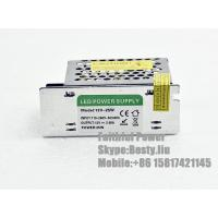 China 25 Watts 25W 2A Constant Voltage 12V LED Power Supply with CE ROHS Certificates on sale