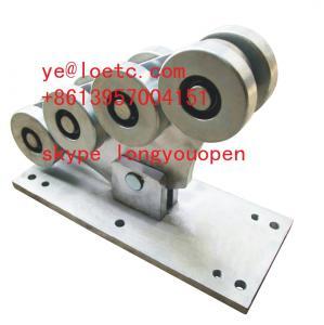 China sliding gate wheel ,sliding gate roller on sale