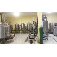 China Food Grade Stainless Steel Homebrew Equipment , Wine Fermentation Tanks wholesale