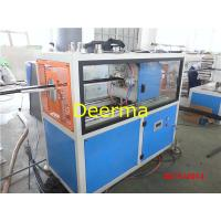 China Gas / Water PE Pipe Extrusion Line 63mm HDPE Pipe Making Machine on sale