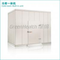 Quality Automatic Defrost Cold Storage Warehouses , Restaurant Cold Room 13HP for sale