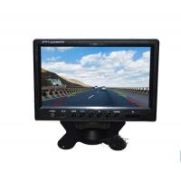 Compact Back Up Camera And Monitor , Car Monitoring Camera NTSC / PAL TV System