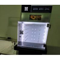 China Led Lighting Sunglasses Display Case , Sunglasses Display Cabinet wholesale