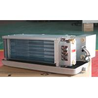 China Ducted Chilled Water Horizontal Fan Coil Unit High ESP 100Pa wholesale