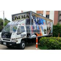 China Attractive Exciting Truck 5D 6D 7D XD Theater with Cinema Simulation for Theme park wholesale