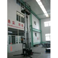 Quality Professional Mobile Elevated Working Platforms For 2 Persons 12 Meter Height for sale