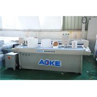 Quality Paper Box Cutting machine flatbed  cut  automatic drawing creasing vacuum pump holding for sale